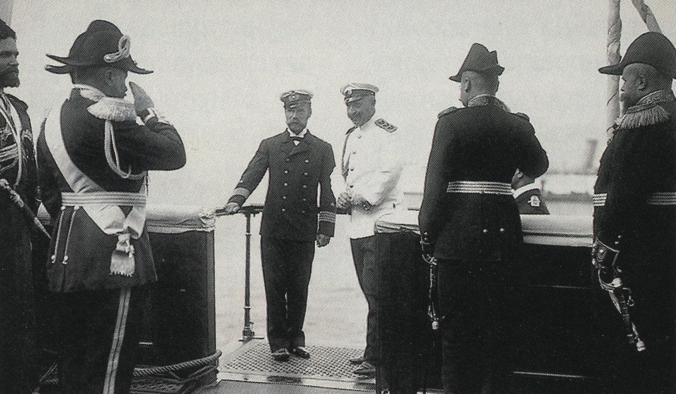 23 августа 1939 г.: «Пакт Молотова-Риббентропа» и «пакт» Николая II и Вильгельма II